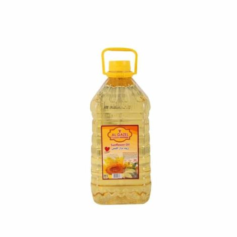 Al Gazel sunflower oil
