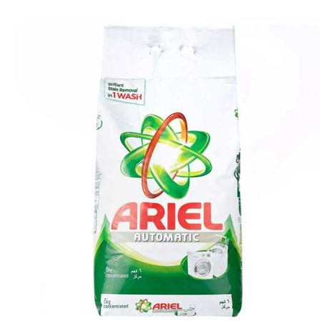 Ariel-Detergent-Powder Automatic-6Kg