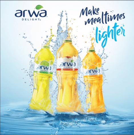 Arwa-Delight-Flavored-Water-Lemon