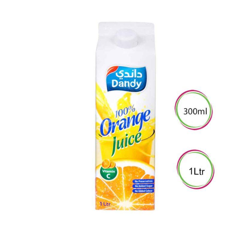 100% Orange