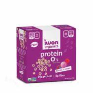 Iwon Organics Protein O's Cereals