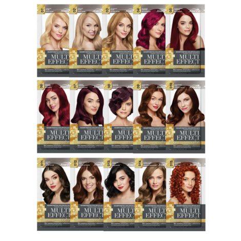Joanna Multi Effect Hair Color Shampoo Joana Multi Effect Hair Color Shampoo All