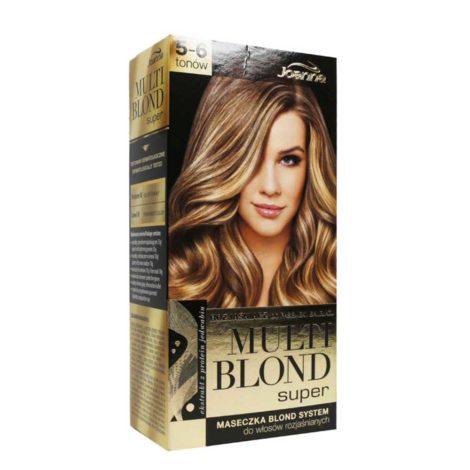 Joanna - Multi Blond Super Decolorante Kit for hair Joanna Multi Blond Super Decolorante Kit for hair