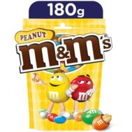 M&M Peanut Chocolate Pouch