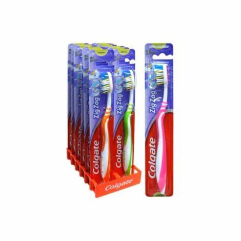 Zigzag Plus Medium Toothbrush