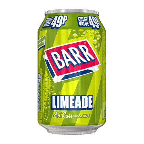 Barr Flavoured Drinks