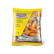 Americana chicken nuggets
