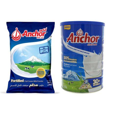 Anchor Fortified Full Cream Milk Powder Anchor