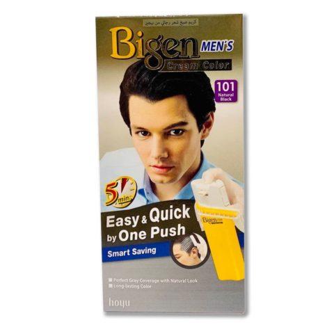 Biggen men's Hair CreamColor