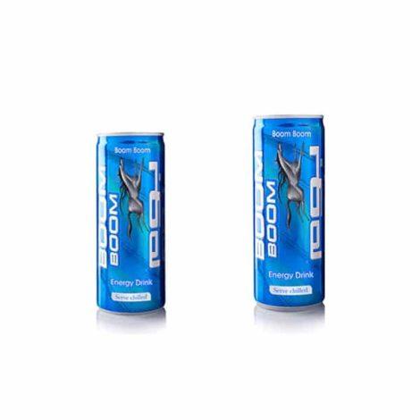 Boom boom energy drink