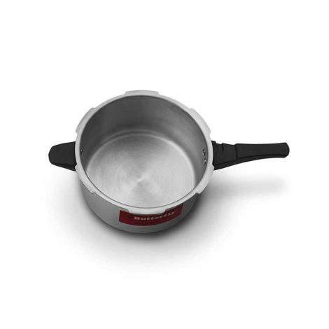Butterfly aluminium pressure cooker