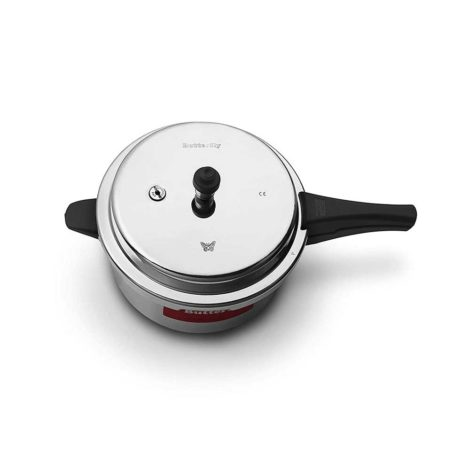 Butterfly aluminum pressure cooker Butterfly aluminium pressure cooker 5Ltr 3