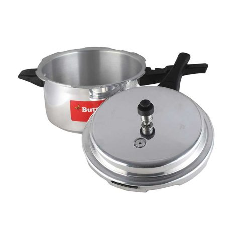 Butterfly aluminum pressure cooker Butterfly aluminium pressure cooker 5Ltr 6