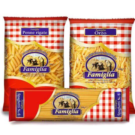 Famiglia pasta Famiglia pasta 1