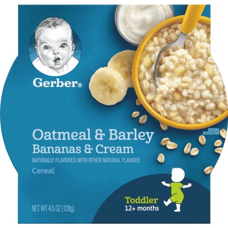 Gerber Selected Baby Food Gerber Selected Baby Food 1