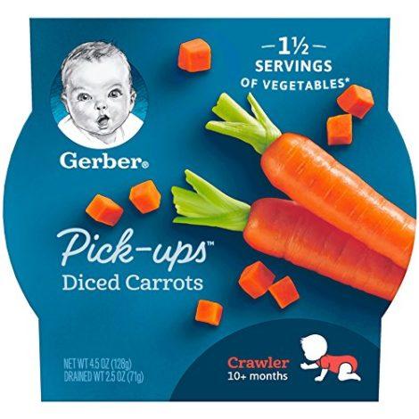 Gerber Selected Baby Food Gerber Selected Baby Food 2