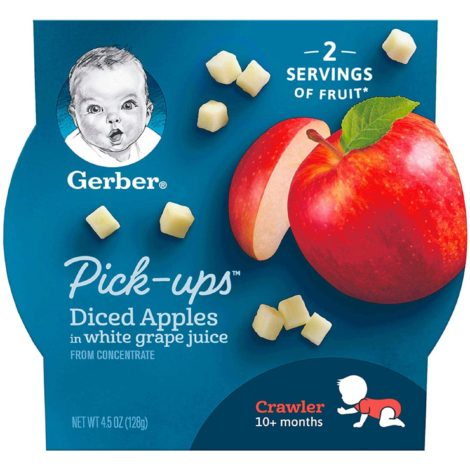 Gerber Selected Baby Food Gerber Selected Baby Food 3