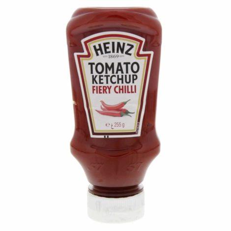 Heinz tomato ketchup 255g