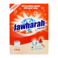 Jawharah High Foam Power Detergent Powder 2.25Kg