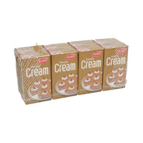 KDD Thick Cream Kdd Thick cream 8Pcs