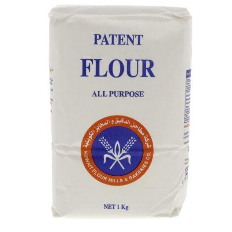 Kuwait Flour Mills All Purpose Patent flour Kuwait Flour Mills All Purpose Patent flour 1Kg