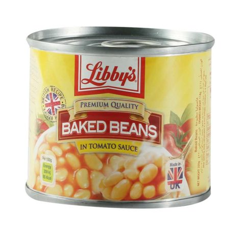 Libby's Baked Beans in Tomato Sauce