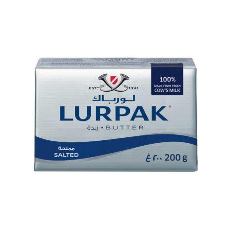 Lurpak Butter Lurpak Butter salted 200g