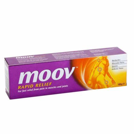 Moov Rapid Relief Cream Moov Rapid Relief 100g en