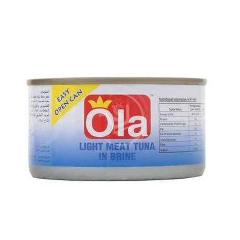 Ola-Light-Meat-Tuna-In-Brine-Can