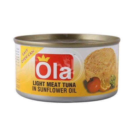 Ola-Light-Meat-Tuna-In-Sunflower-Oil