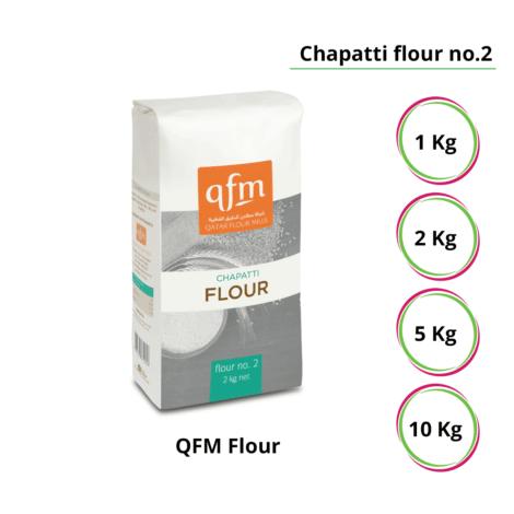 Qfm Flour QFM Flour No 2