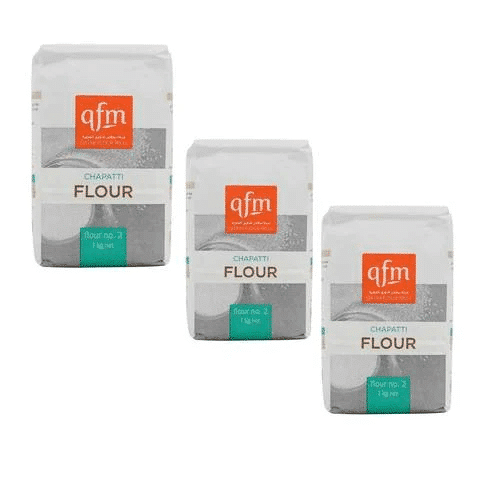 Supperkart Qatar online grocery store Qfm Flour Assorted