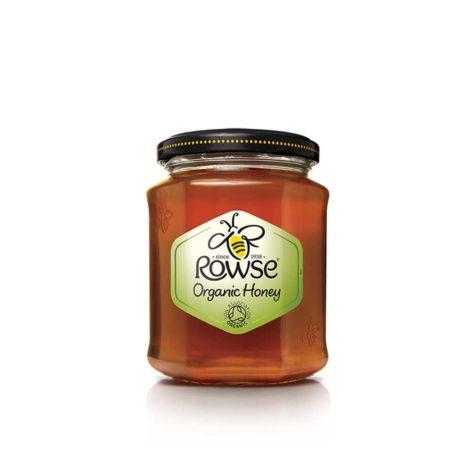 Rowse pure natural honey Rowse pure natural Organic honey 1