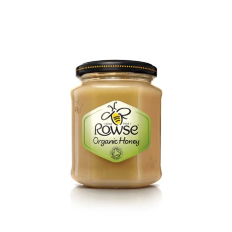 Rowse pure natural honey Rowse pure natural Organic honey