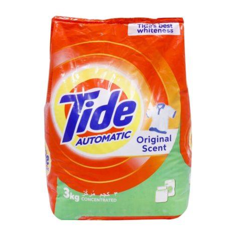 Tide Front Load Original Detergent Powder Tide Washing Powder Front Load Original 3kg 1498187 01