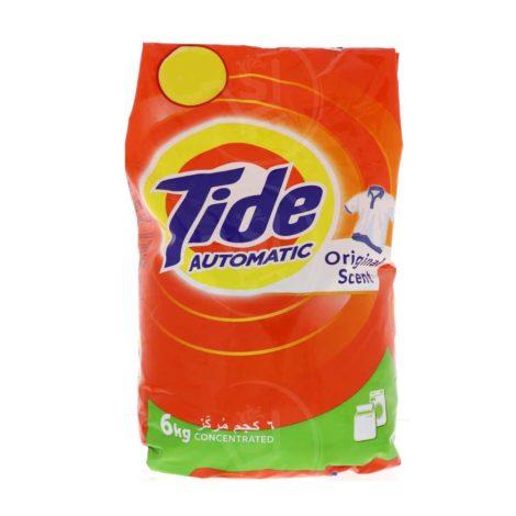 Tide Front Load Original Detergent Powder Tide Washing Powder Front Load Original 6kg
