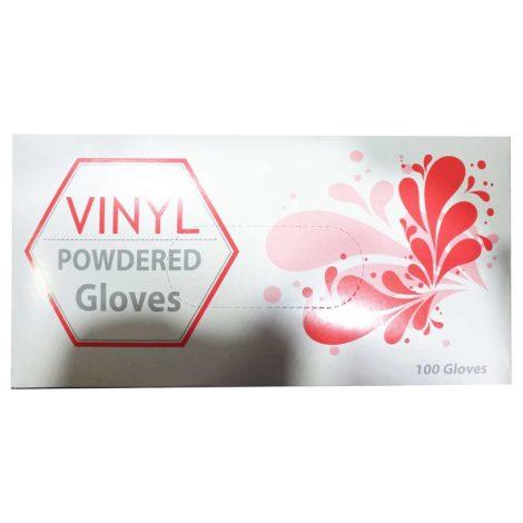 Vinyl Disposable powdered Gloves