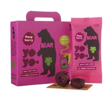 Bear Yoyo Fruit Jelly