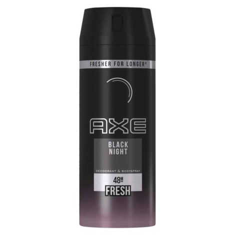Axe-Deo-48H-Fresh-Body-Spray-150ml-Black-night
