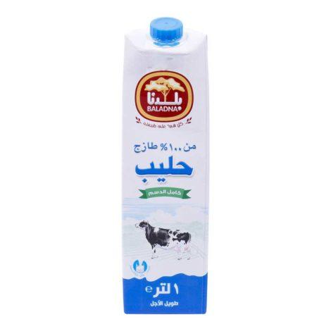 Baladna Full Fat Long Life Milk Baladna Full Fat Long Life Milk