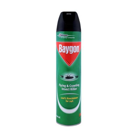 Baygon Flying & Crawling Insect Killer 180ml