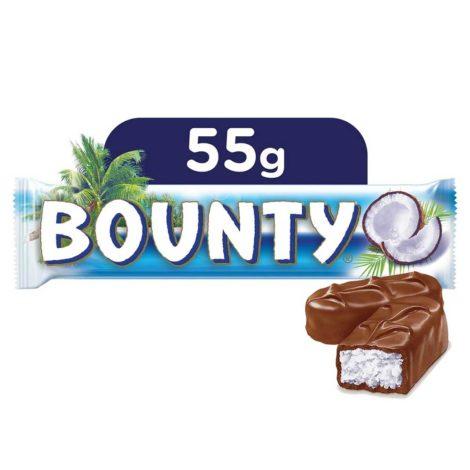 Bounty Minis Milk Chocolate Mini Bars