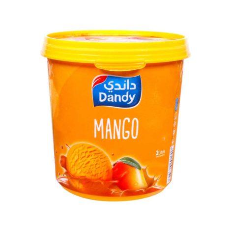 Dandy Ice Cream Dandy Mango Ice Cream 2Litre