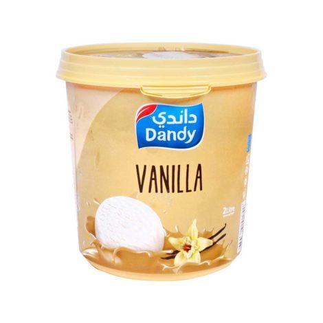 Dandy Ice Cream Dandy Vanilla Ice Cream 2Litre