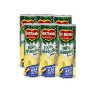 Supperkart Qatar online grocery store Del Monte Pineapple Juice 122