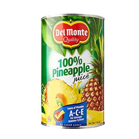 Del Monte Pineapple Juice