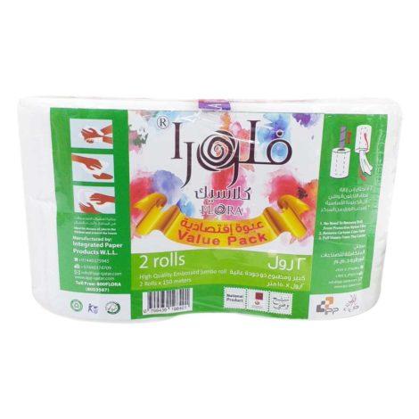 Flora Toilet Paper 150m