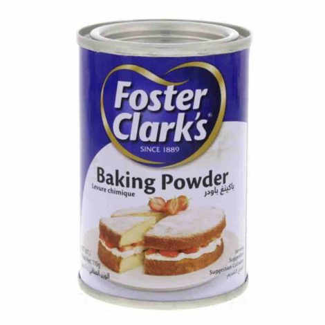 Foster Clark's Baking Powder 110g