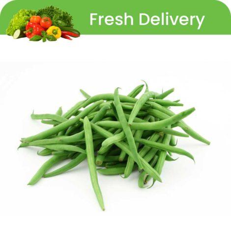 Fresh beans Fresh beans
