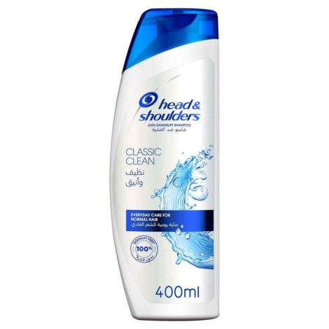 Head-&-Shoulders-Classic-Clean-Anti-Dandruff-Shampoo-400ml